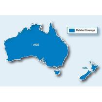Memoria Mapa Garmin Nueva Zelanda Australia Ultima Version