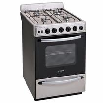 Cocina Eslabon De Lujo Efm56ai Gas 56cm Acero Inoxidable