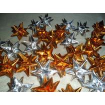 10 Estrellas Origami Regalo Evento Vidriera Oferta Mes