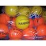 Lote 12 Pelota Handball Nº1 Pvc Turby Toy