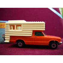 Matchbox N° 38 Camper Lesney & Co England