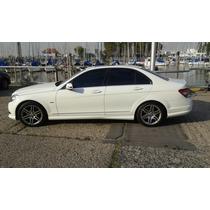 Mercedes Benz 250 Cgi Blueefficiency Kit Amg- Blanco Nuevo