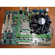 Mother Biostar P4m900-m7 Se 775 Fsb 1066 Mhz+ Celeron 430