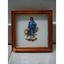 Dibujo En Miniatura Firmado Blue & Gainsbourg