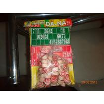 Juego De Lotería Familiar De Madera!!!