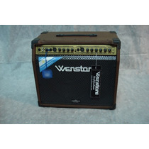 Amplificador Teclado Y Acústica Wenstone Kba650