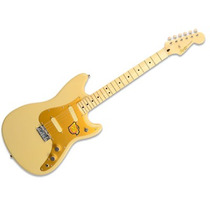 Guitarra Electrica Squier By Fender Duo Sonic 50´s Outlet