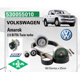 Kit Distribucion Amarok  2.o Ina Germany + Bomba Agua Dolz