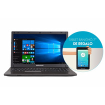 Notebook Banghó Max Intel Core I5 4gb 1tb 15.6¨ Windows10