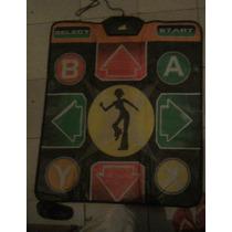 Alfombra De Baile Para Play 2 Con Juego