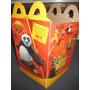 Cajita Feliz Mc Donalds Kung Fu Panda - Solo Caja Coleccion