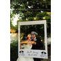 Marco Polaroid Gigante Para Eventos Y Casamiento! Fotos