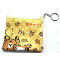 Monedero De Card Rilakkuma Sanrio Super Cute! (1)
