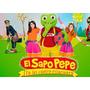 El Sapo Pepe - En Las Cuatro Estaciones Dvd S