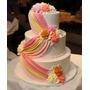 Tortas Para Bodas Y 15 Años Pastelería Sablée