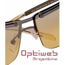 Lentes De Sol Italianos Police 2757 - Gafas / Anteojos