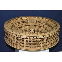 Coliseo Romano Imperdible Y Original X 10 Unidades