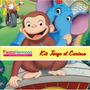 Kit Imprimible Jorge El Curioso, Invitaciones, Personalizado