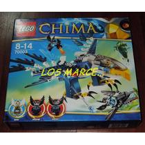 Lego 70003 Legends Of Chima Razar Eris Eagle Interceptor