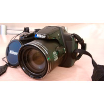 Cámara De Fotos Nikon Coolpix P520- No Funciona-no Enciende