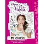 Libro Violetta Mi Diario Mis Secretos Y Mis Sueños
