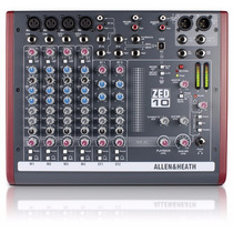 Allen And Heath Zed 10 Mezclador 4 Entradas Usb 2stereo