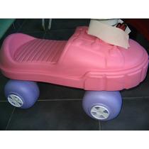 Zapatillas Andadores De Plastico