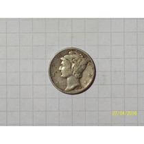 Estados Unidos 1 Dime Plata 1942