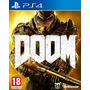 Doom Ps4 Playstation 4 | Digital | Libre De Candado