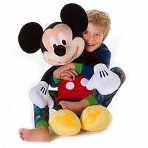 Peluche Mickey Minnie Mouse Original Licencia Disney 90cm
