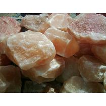 Piedras De Sal Grandes Para Lamparas De Sal, Precio X 2 Kg
