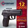 Pistola Crosman C11 Agente Oficial - Microcentro -
