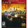 Need For Speed Undercover Ps3 Nuevo Sellado Original