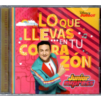 Topa - Lo Que Llevas En Tu Corazon Cd 2016 Ya Disponible