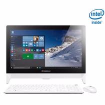 Pc All In One Lenovo C20 Intel 500gb Wind 10 - 12 Cuotas