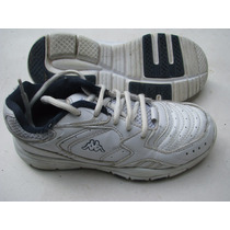 Zapatillas Escolar Tenis Padel Kappa Original Talle 31