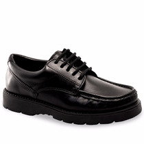 Zapato De Cuero Acordonado Hombre - Mallorca X Mayor Y Menor