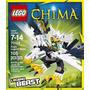 Lego 70124 Chima Leyenda Del Aguila Original