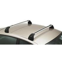 Barra Porta Equipaje Renault Megane 2 Aluminio Con Llave