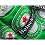 Latas De Medio De Cervezas Heineken ¡oferta Increíble!