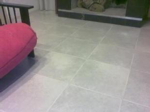 Ceramica san lorenzo dueto tiza arena 2da ba o cocina piso for Precios de pisos ceramicos