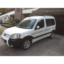 Peugeot Parner Patagonica 1,6 N (110 Cv) Vtc Plus