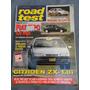 Revista Road Test Nº 72 Citroen Zx 1.8i Fiat Tipo 1.6 Mpi
