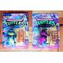 Tortugas Ninja Muñecos Cerrados - Miguel Angel Y Splinter!!