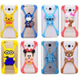 Funda Protectora Cartoon Silicona Iphone Samsung Motorola Lg