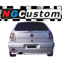 Spoiler Volkswagen Gol 96-99 Trasero