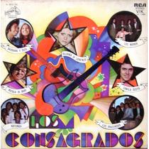 Varios - Los Consagrados - Lp 1977 - Los Moros / Katunga