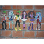 Figuras De Monster High 60 Cm.