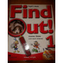 Find Out ! 1 Macmillan Con Cd