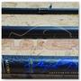 Caña Flounder Azul Profundo 3 Tramos